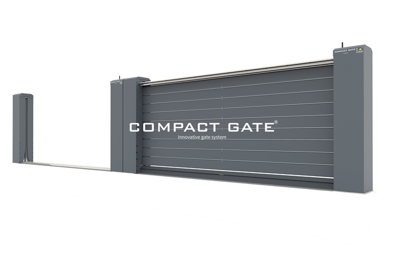 Cancello interrato Compact Gate